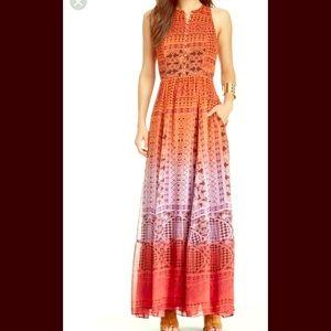 "DVF ""Basmati"" silk dress"